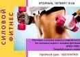Силовой фитнес для женщин: BUMS+TABS