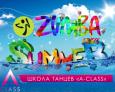 """Zumba Summer в школе танцев """"A-class"""""""